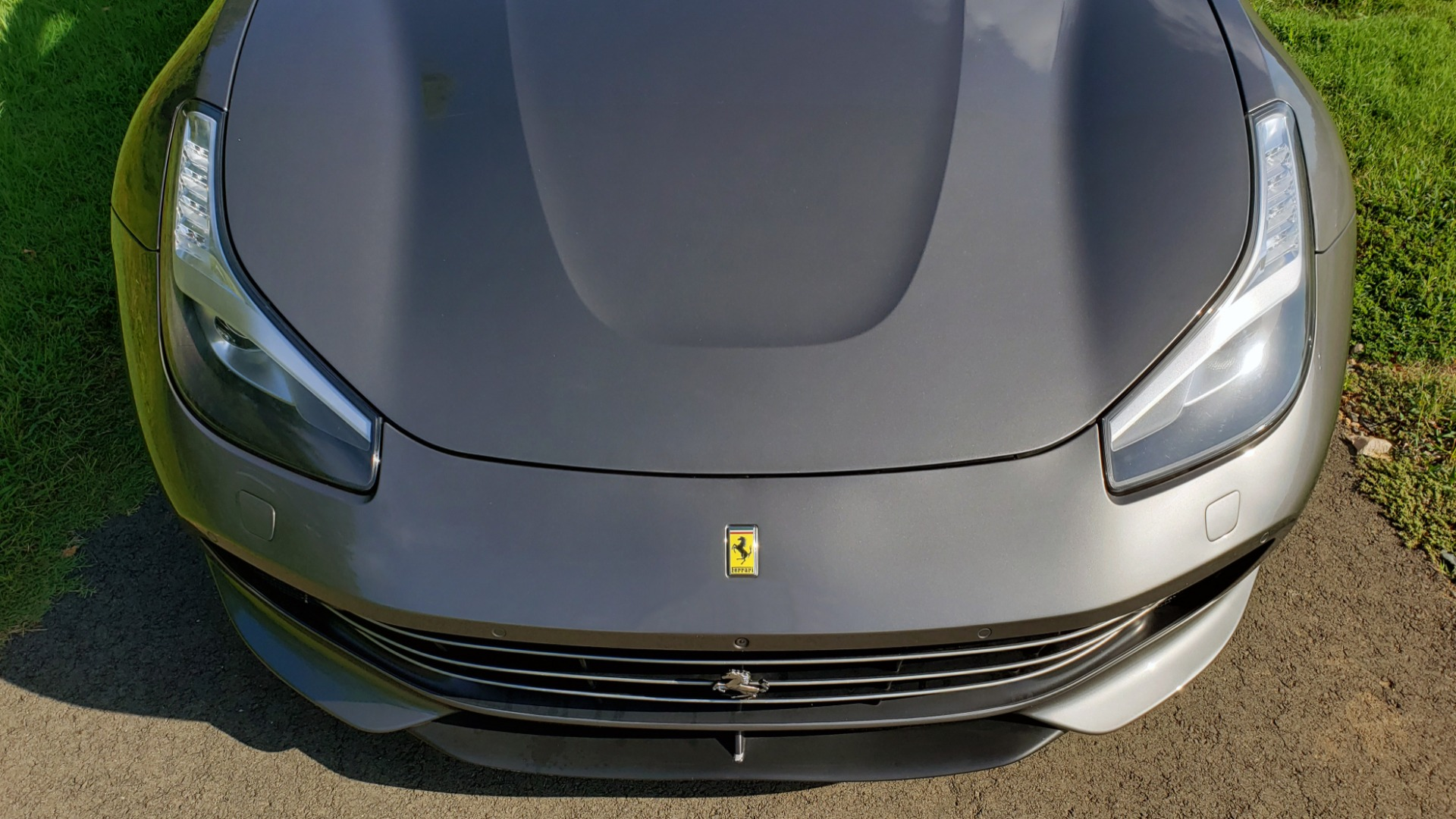 Used 2017 Ferrari GTC4Lusso for sale Sold at Formula Imports in Charlotte NC 28227 16