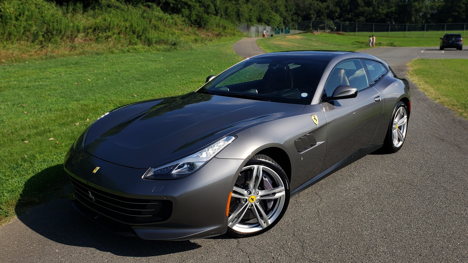 Used 2017 Ferrari GTC4Lusso for sale Sold at Formula Imports in Charlotte NC 28227 2
