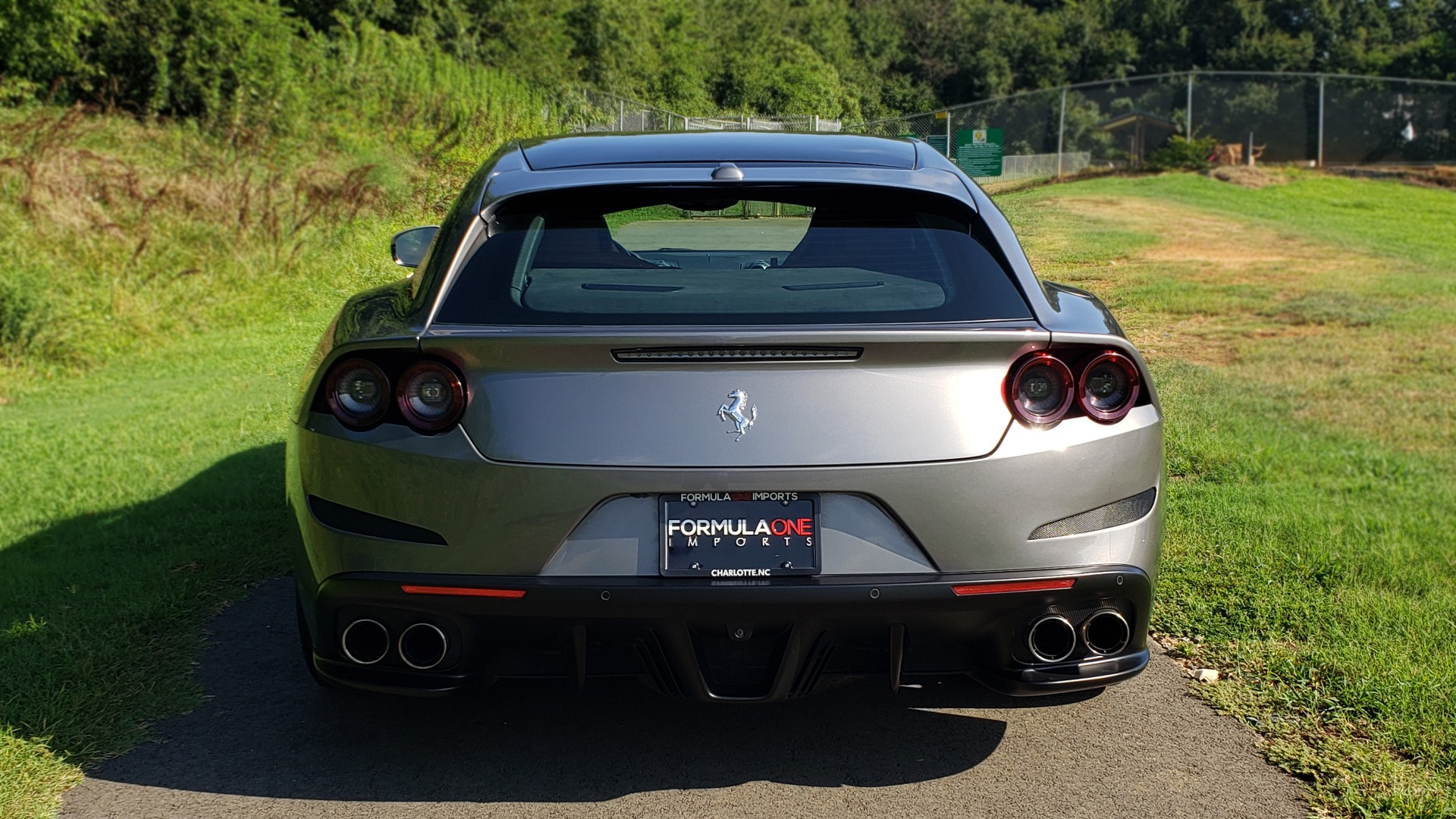 Used 2017 Ferrari GTC4Lusso for sale Sold at Formula Imports in Charlotte NC 28227 21
