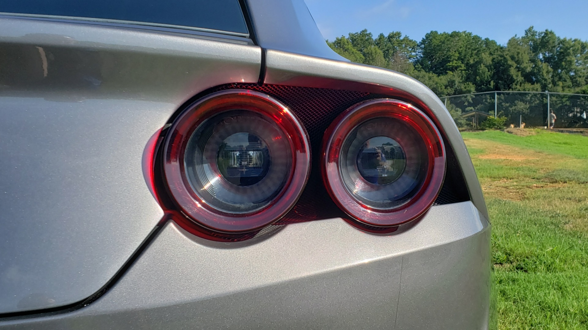 Used 2017 Ferrari GTC4Lusso for sale Sold at Formula Imports in Charlotte NC 28227 23