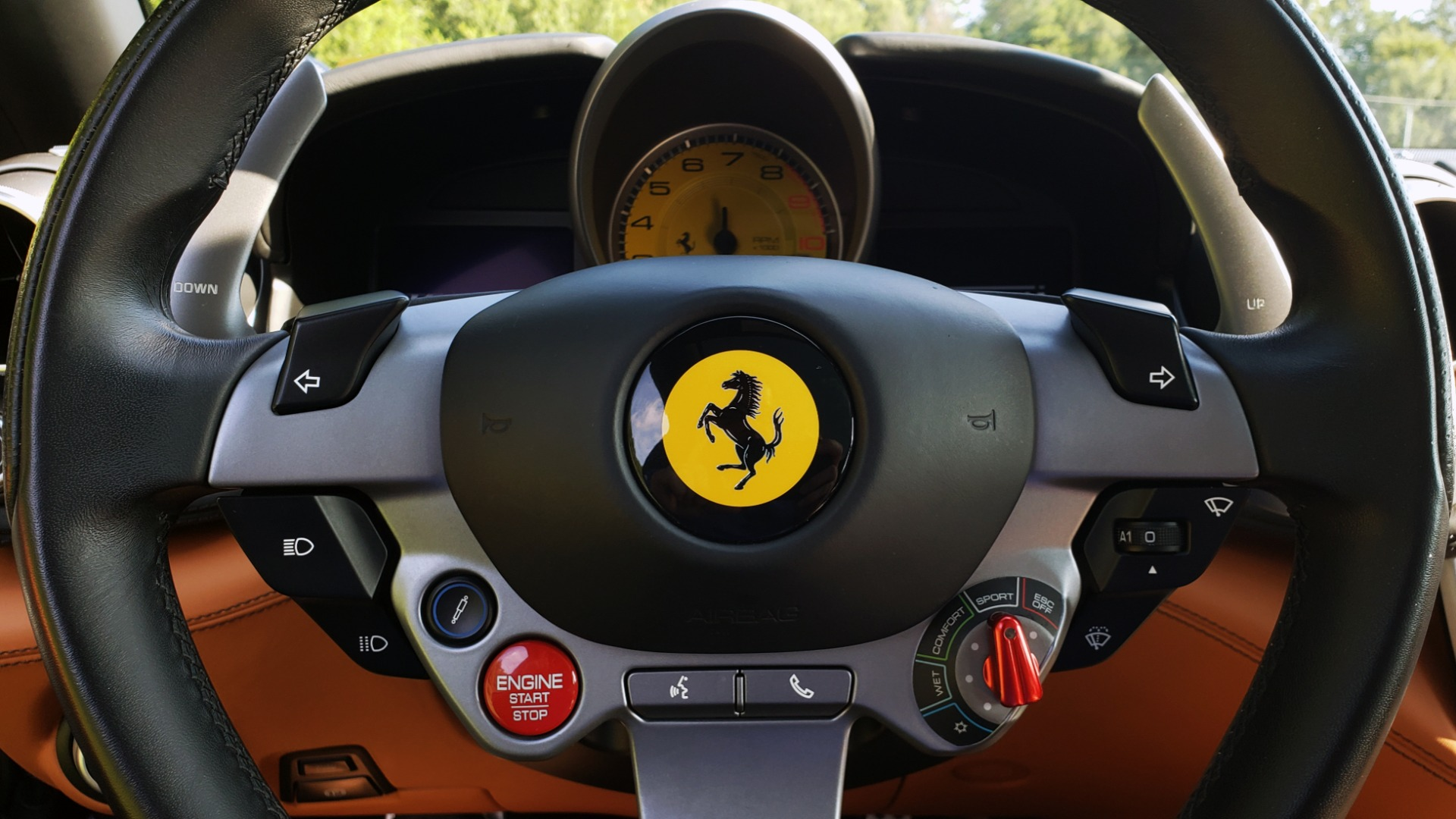 Used 2017 Ferrari GTC4Lusso for sale Sold at Formula Imports in Charlotte NC 28227 44