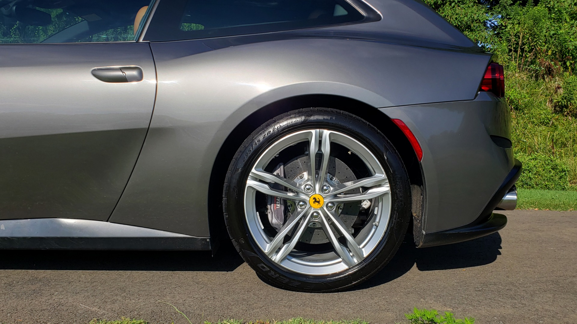 Used 2017 Ferrari GTC4Lusso for sale Sold at Formula Imports in Charlotte NC 28227 92