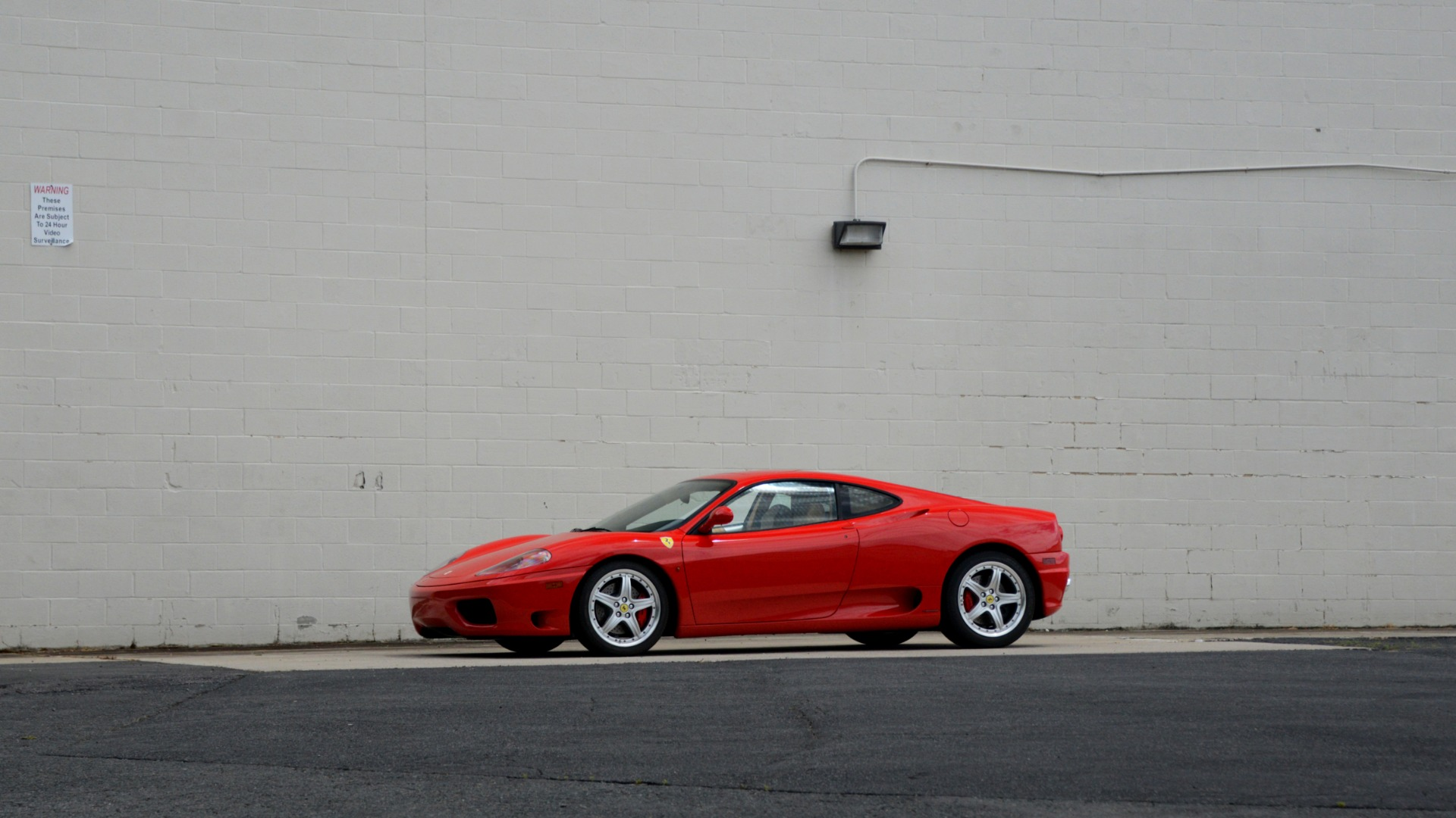 Used 2004 Ferrari 360 MODENA COUPE / GATED 6-SPD MANUAL / SUNROOF / LOW MILES for sale Sold at Formula Imports in Charlotte NC 28227 16