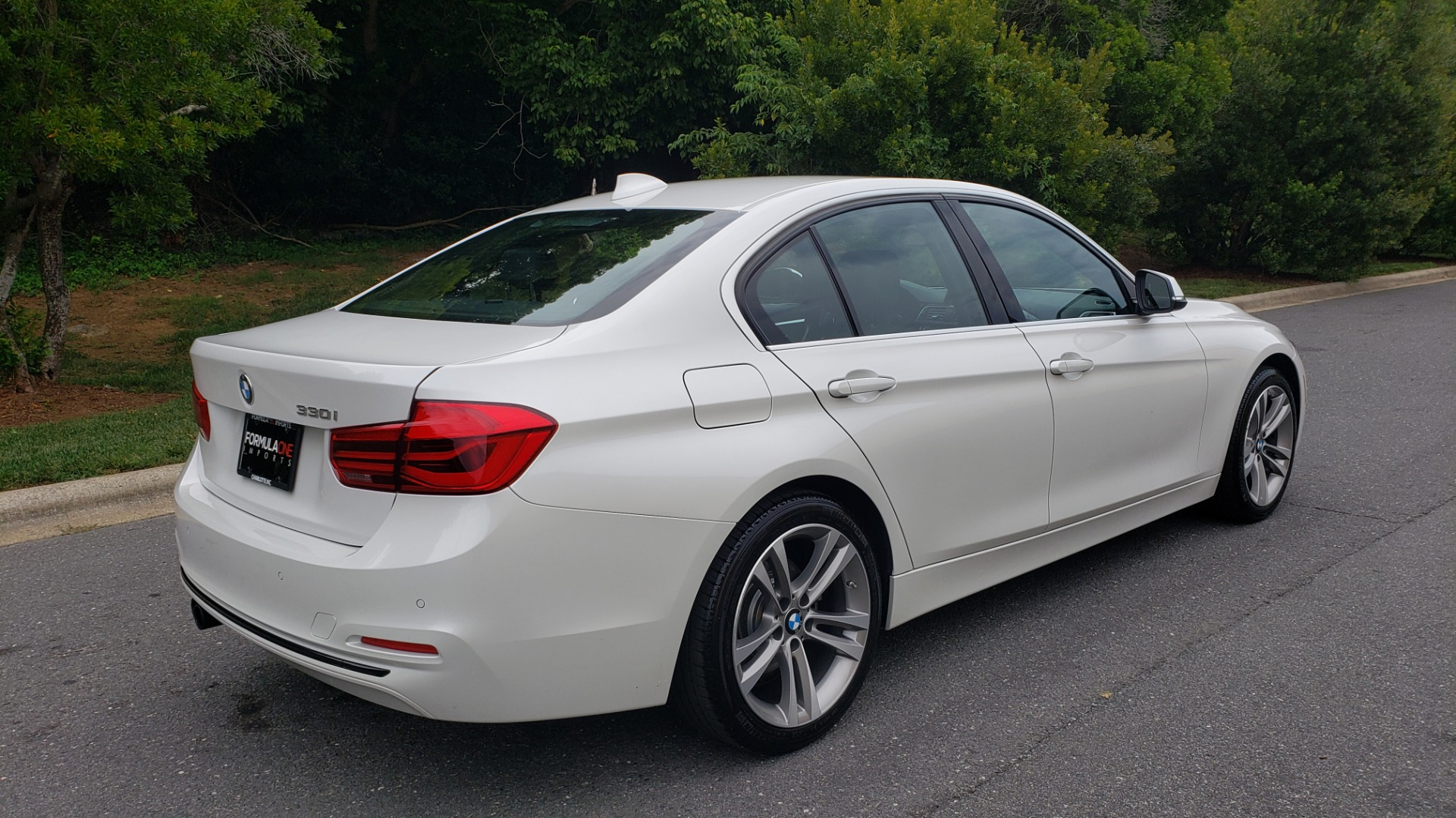Used 2017 BMW 3 SERIES 330I SPORT / DRIVER ASST / SUNROOF / REARVIEW for sale $21,295 at Formula Imports in Charlotte NC 28227 6