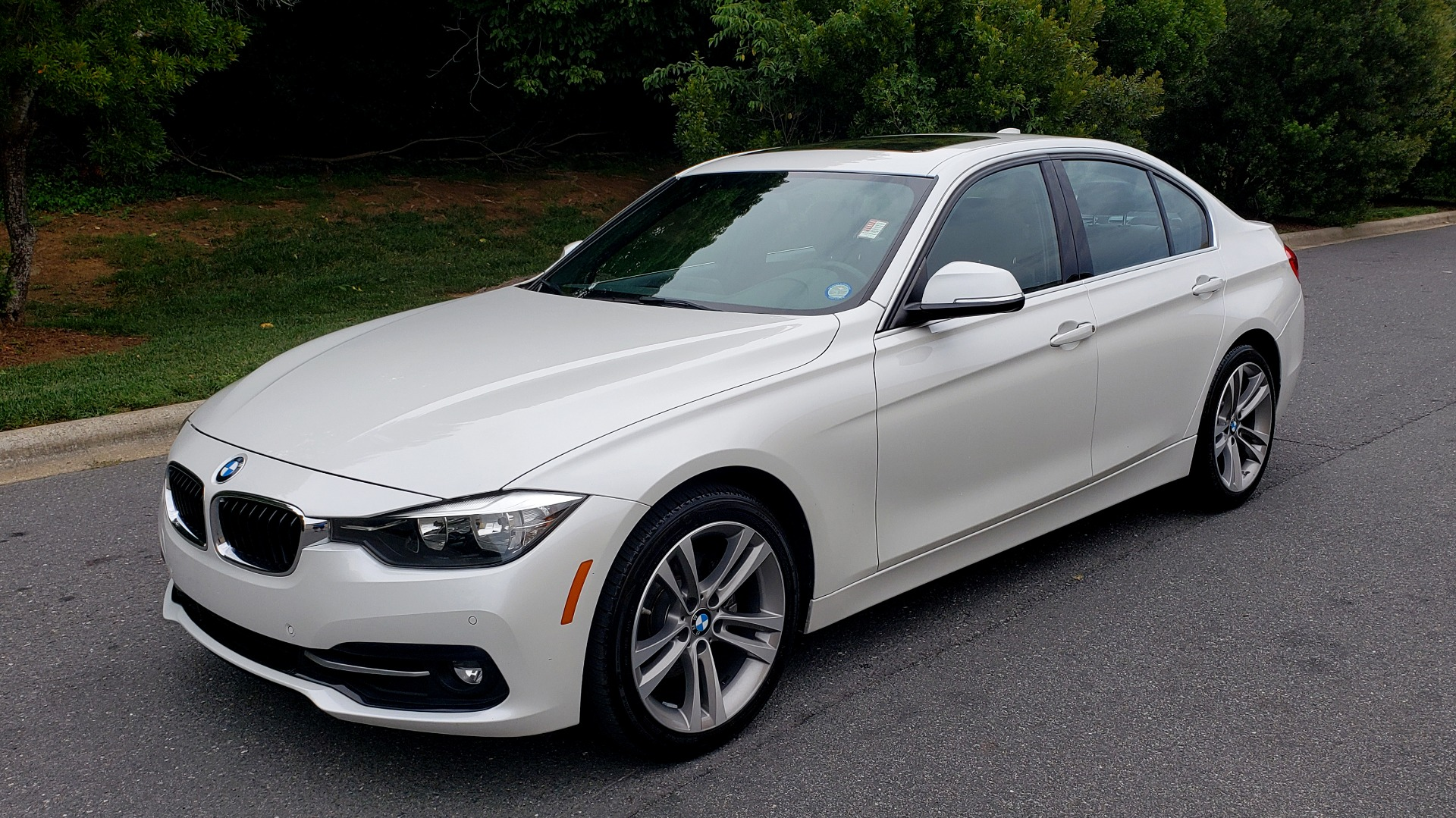 Used 2017 BMW 3 SERIES 330I SPORT / DRIVER ASST / SUNROOF / REARVIEW for sale Sold at Formula Imports in Charlotte NC 28227 1