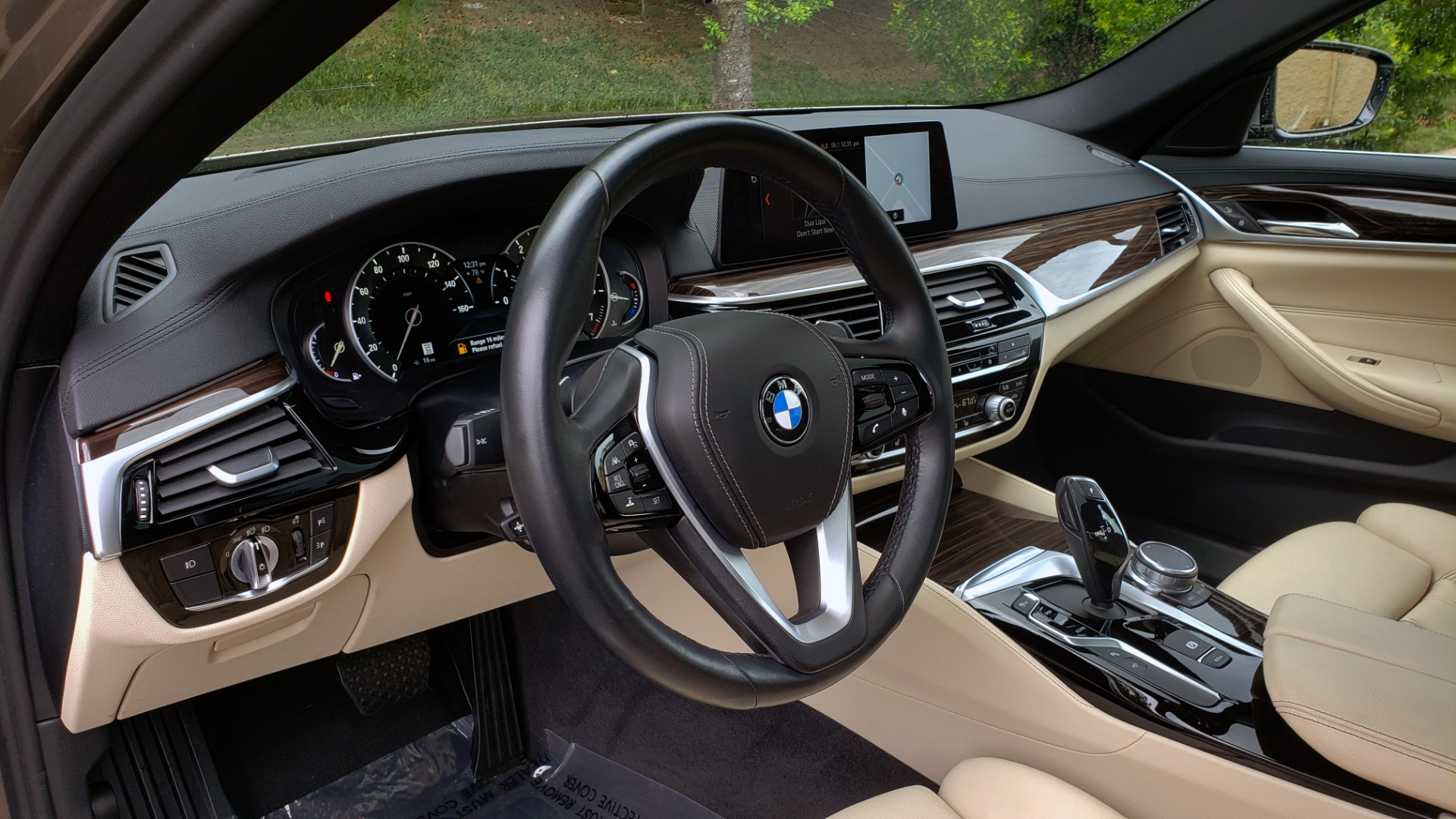 Used 2017 BMW 5 SERIES 530I PREMIUM / NAV / SUNROOF / DRVR ASST PLUS II / LUXURY for sale Sold at Formula Imports in Charlotte NC 28227 37
