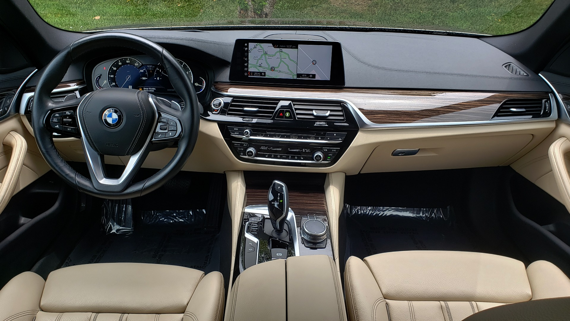 Used 2017 BMW 5 SERIES 530I PREMIUM / NAV / SUNROOF / DRVR ASST PLUS II / LUXURY for sale Sold at Formula Imports in Charlotte NC 28227 71