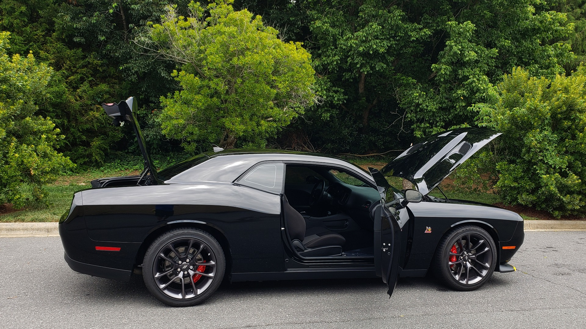 Used 2020 Dodge Challenger R/T Scat Pack for sale $42,995 at Formula Imports in Charlotte NC 28227 13