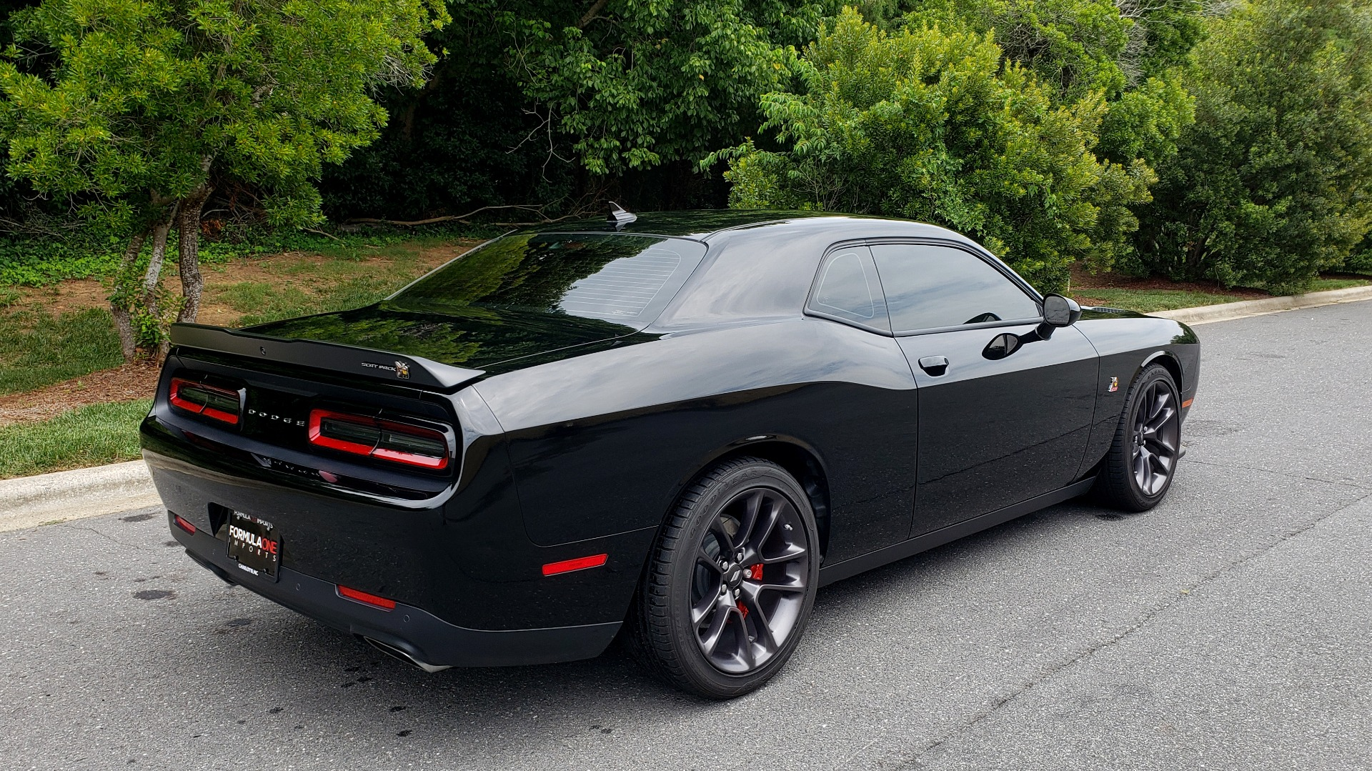 Used 2020 Dodge Challenger R/T Scat Pack for sale Sold at Formula Imports in Charlotte NC 28227 9