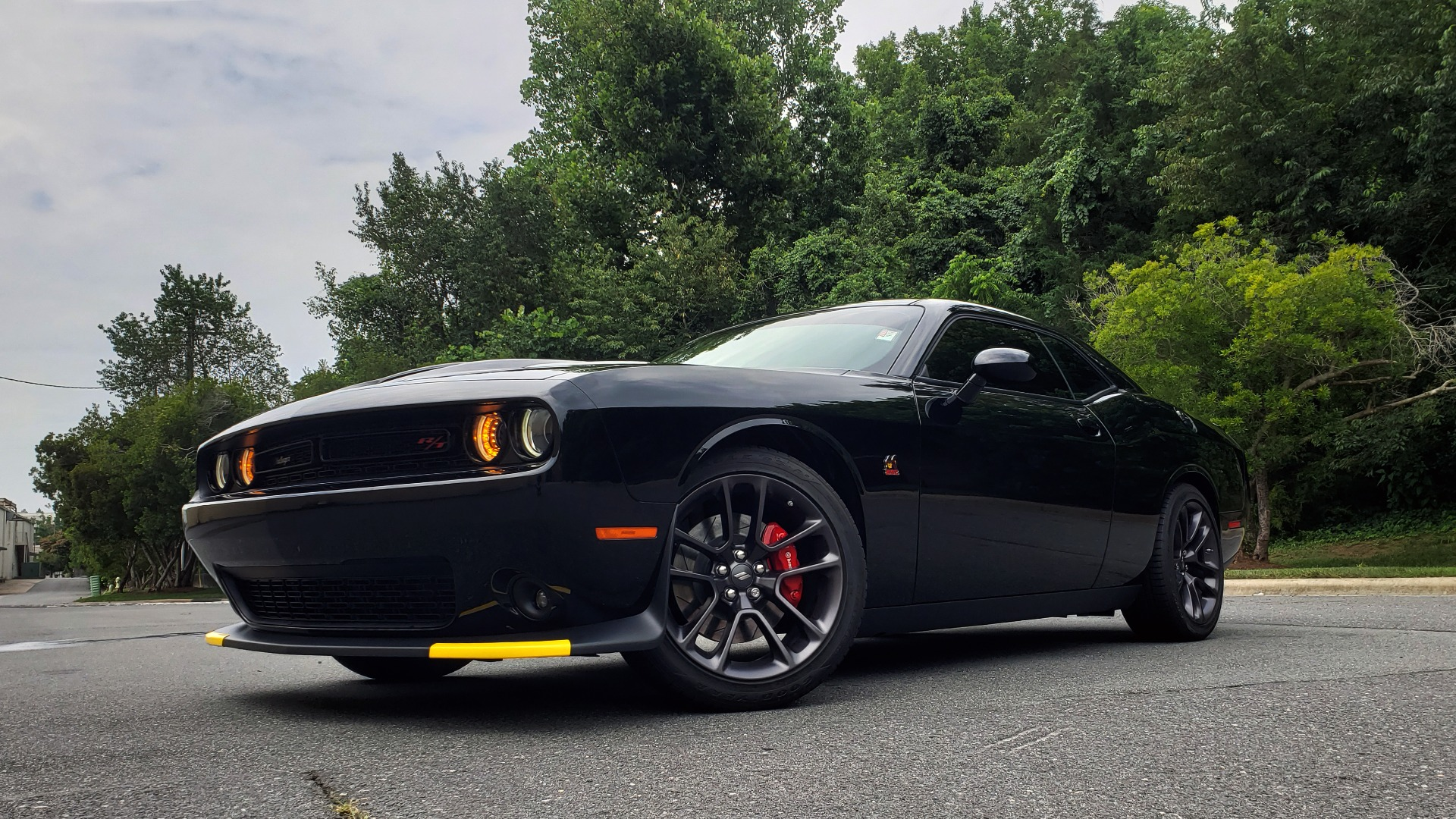 Used 2020 Dodge Challenger R/T Scat Pack for sale $42,995 at Formula Imports in Charlotte NC 28227 1