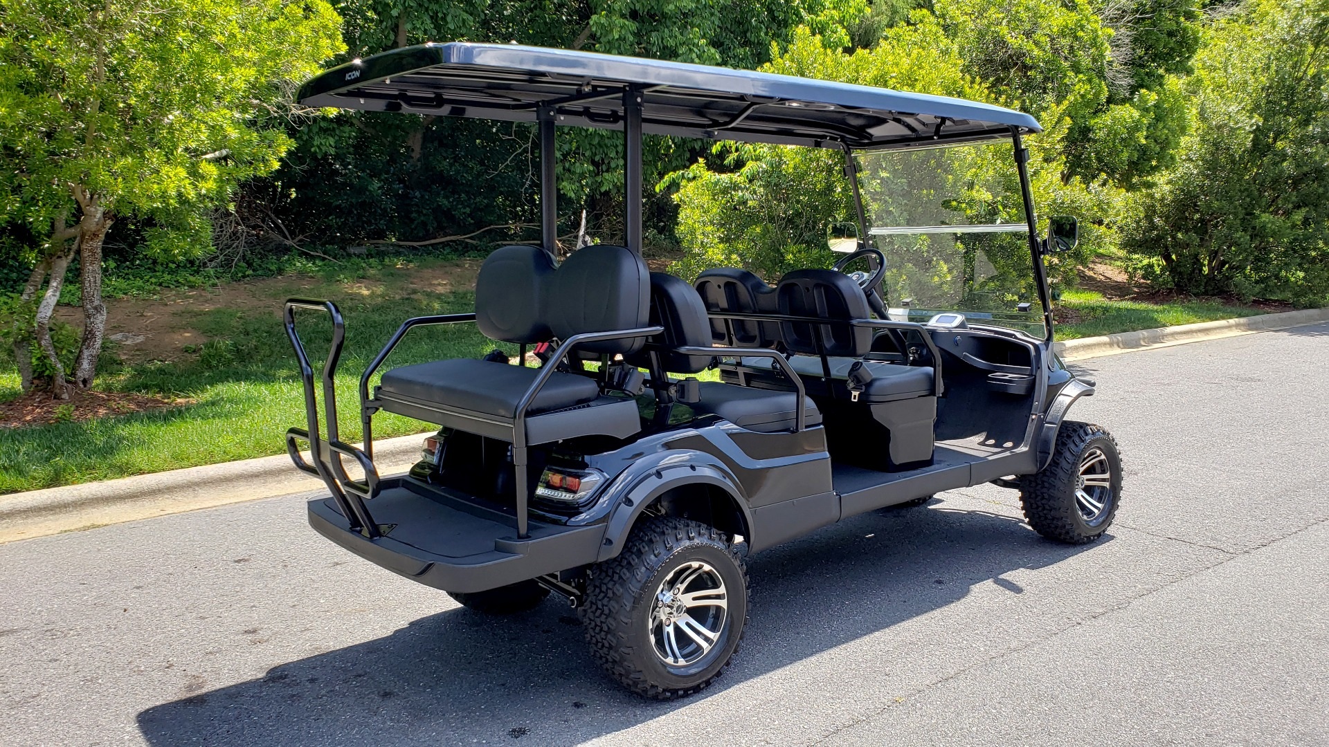 Used 2019 ICON ELECTRIC CAR 3-ROW / 6-PASSENGER / LIFTED for sale $10,900 at Formula Imports in Charlotte NC 28227 10