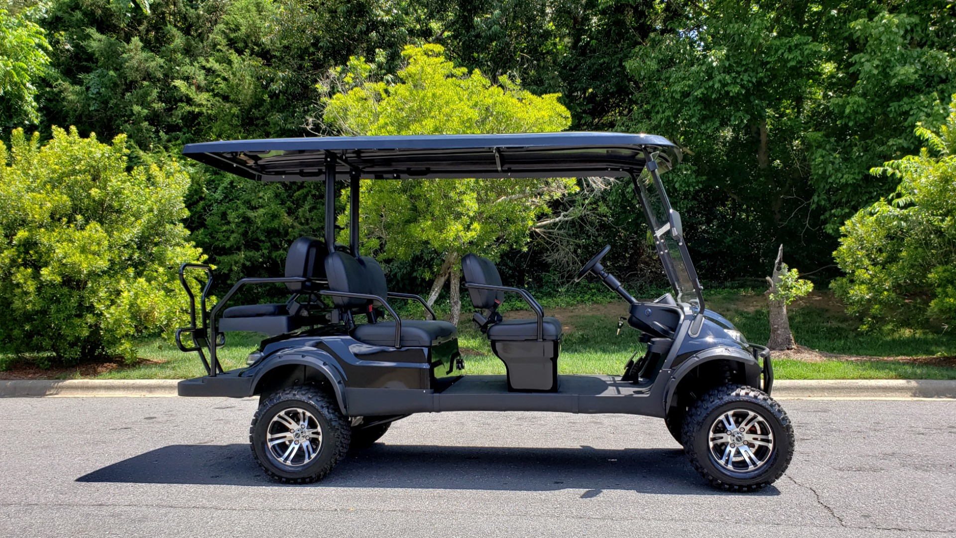 Used 2019 ICON ELECTRIC CAR 3-ROW / 6-PASSENGER / LIFTED for sale $10,900 at Formula Imports in Charlotte NC 28227 11