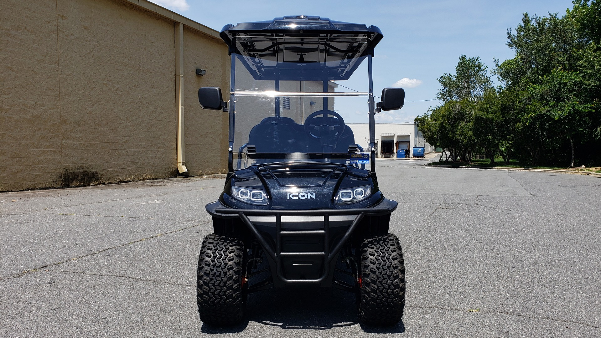 Used 2019 ICON ELECTRIC CAR 3-ROW / 6-PASSENGER / LIFTED for sale $10,900 at Formula Imports in Charlotte NC 28227 18