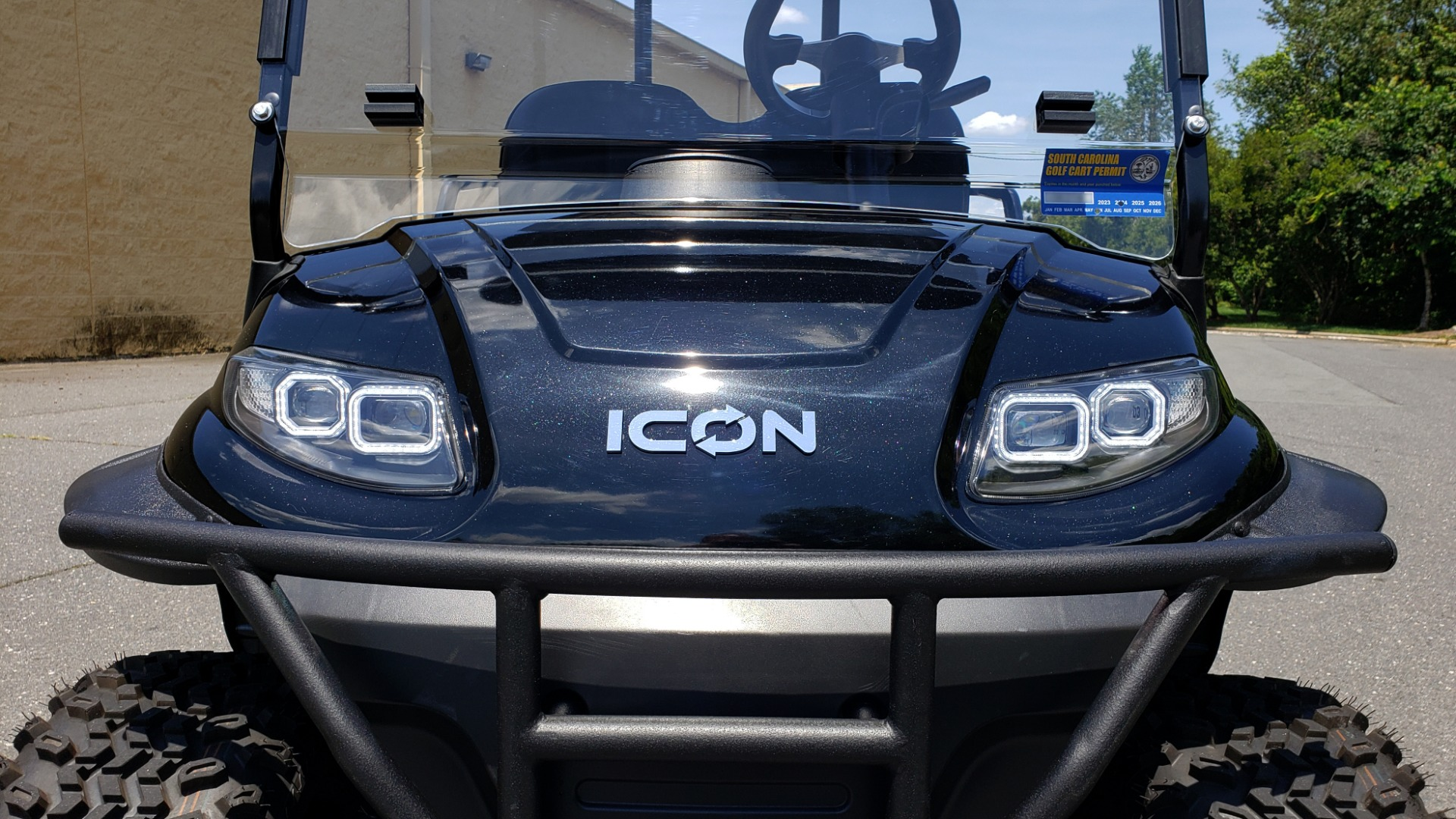 Used 2019 ICON ELECTRIC CAR 3-ROW / 6-PASSENGER / LIFTED for sale $10,900 at Formula Imports in Charlotte NC 28227 19
