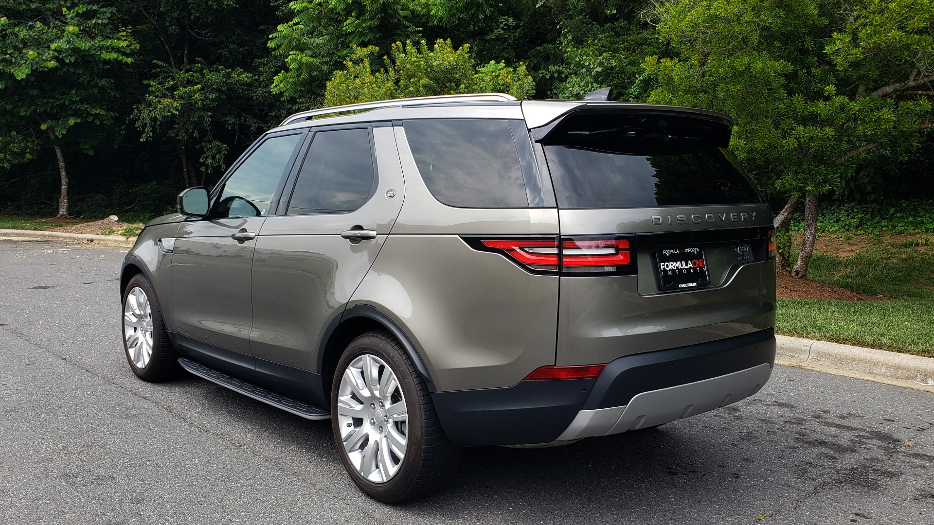 Used 2018 Land Rover DISCOVERY HSE / NAV / DRV PKG / VISION / CLIMATE / CAPABILITY / 3-ROW for sale Sold at Formula Imports in Charlotte NC 28227 3