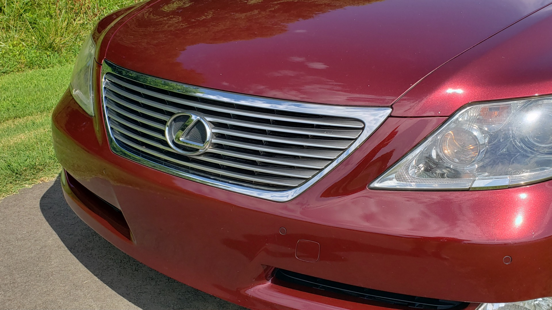 Used 2007 Lexus LS 460 LWB / LUX / NAV / SUNROOF / MARK LEVINSON SND / AIR SUSP for sale Sold at Formula Imports in Charlotte NC 28227 12