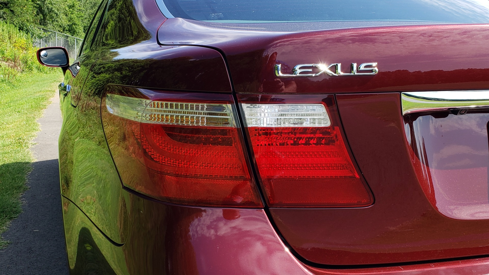 Used 2007 Lexus LS 460 LWB / LUX / NAV / SUNROOF / MARK LEVINSON SND / AIR SUSP for sale Sold at Formula Imports in Charlotte NC 28227 25