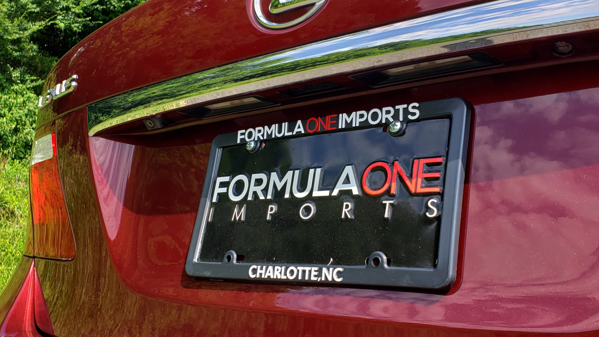 Used 2007 Lexus LS 460 LWB / LUX / NAV / SUNROOF / MARK LEVINSON SND / AIR SUSP for sale Sold at Formula Imports in Charlotte NC 28227 27
