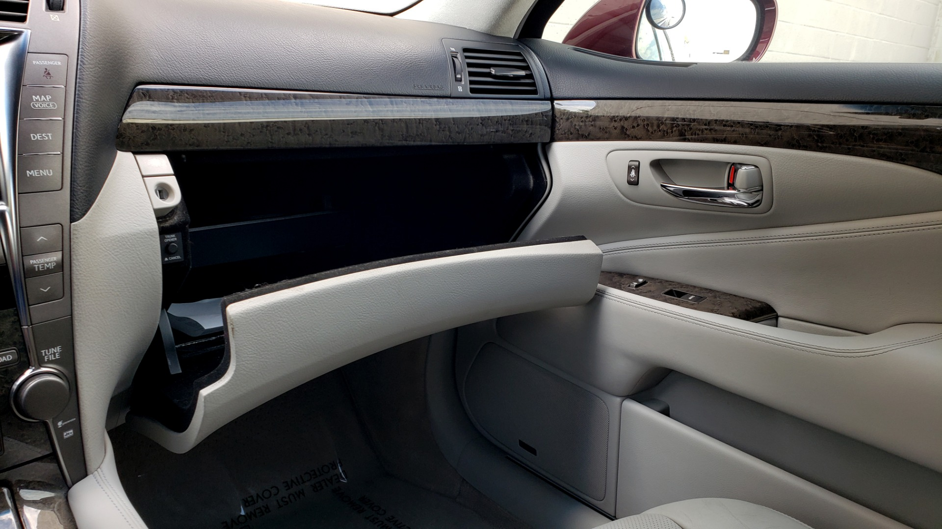 Used 2007 Lexus LS 460 LWB / LUX / NAV / SUNROOF / MARK LEVINSON SND / AIR SUSP for sale Sold at Formula Imports in Charlotte NC 28227 50