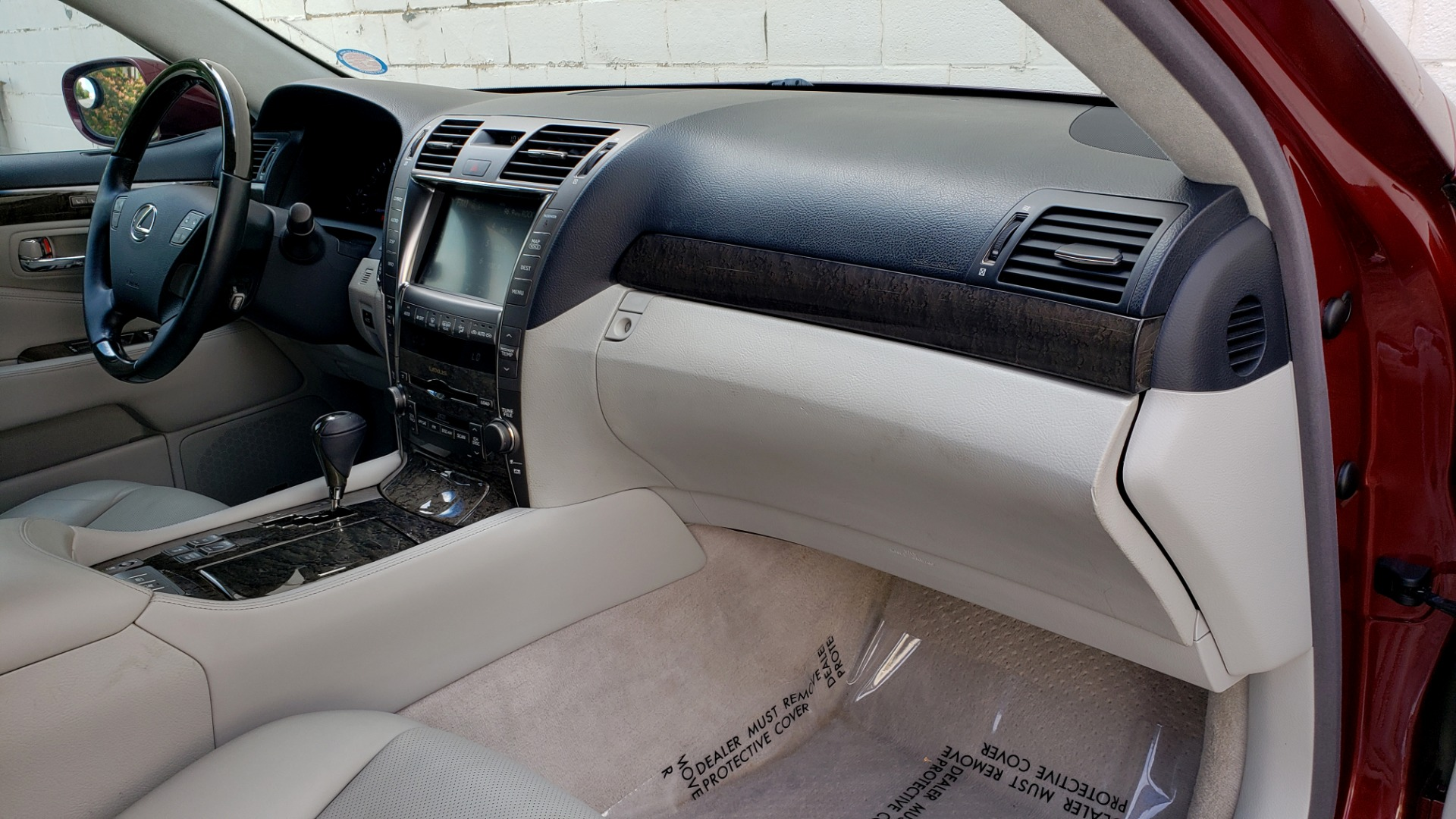 Used 2007 Lexus LS 460 LWB / LUX / NAV / SUNROOF / MARK LEVINSON SND / AIR SUSP for sale Sold at Formula Imports in Charlotte NC 28227 68