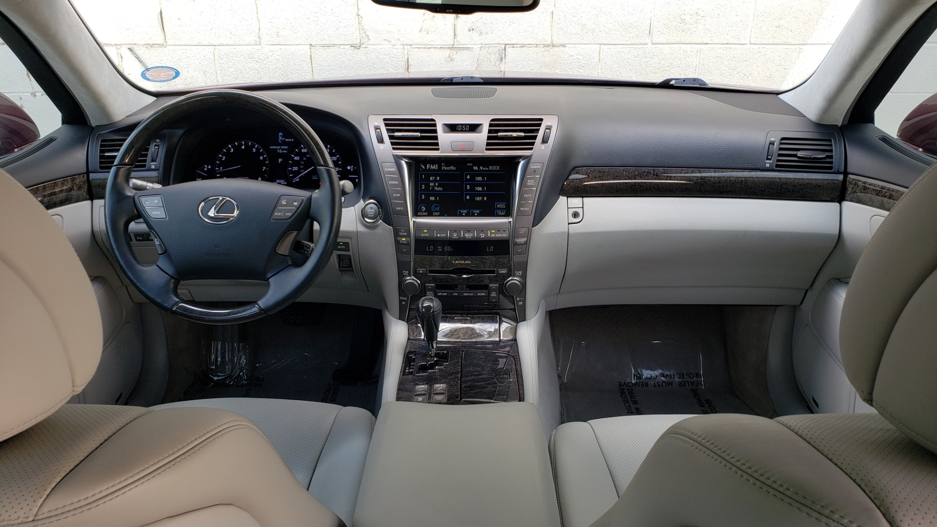 Used 2007 Lexus LS 460 LWB / LUX / NAV / SUNROOF / MARK LEVINSON SND / AIR SUSP for sale Sold at Formula Imports in Charlotte NC 28227 80