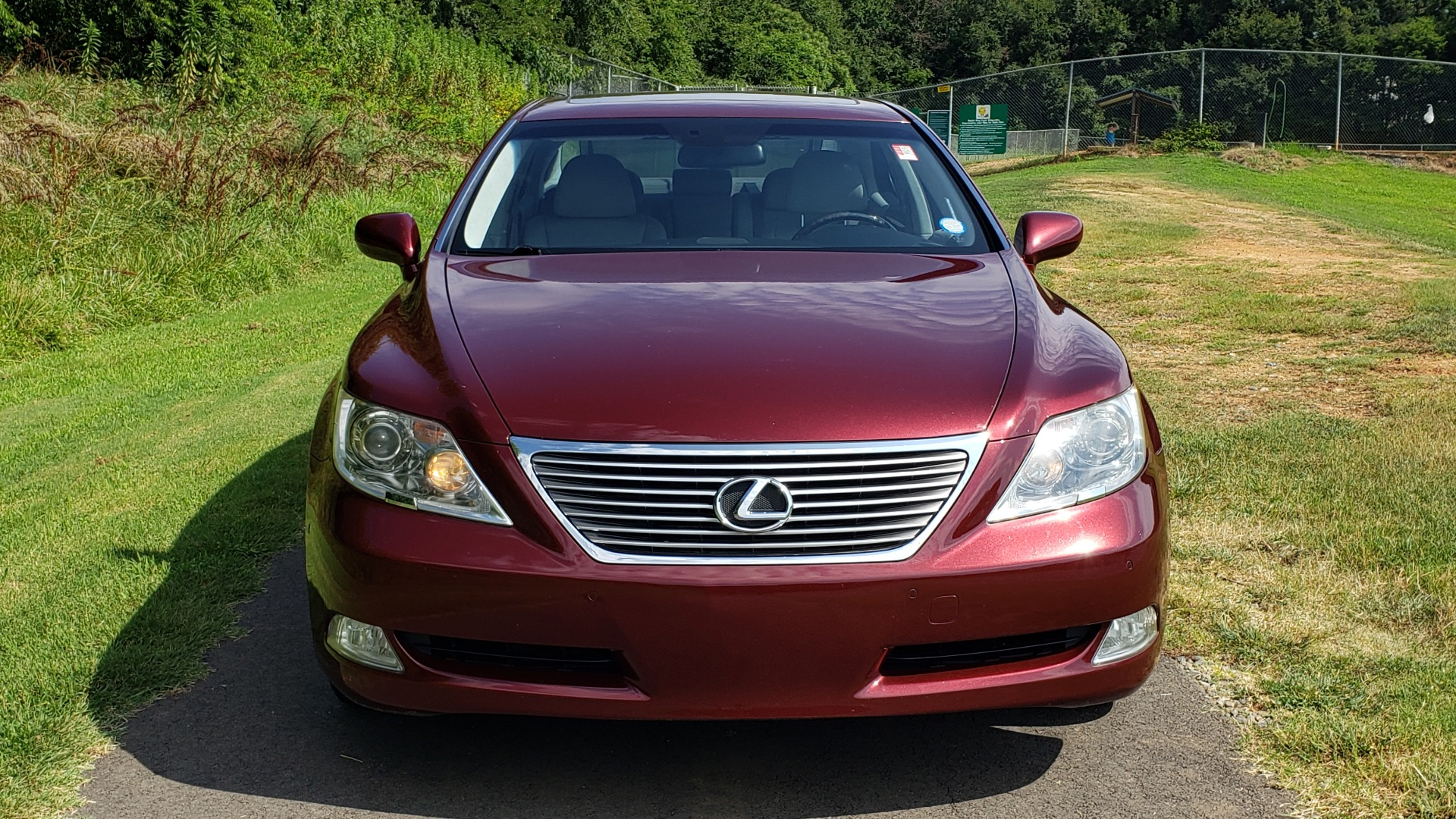 Used 2007 Lexus LS 460 LWB / LUX / NAV / SUNROOF / MARK LEVINSON SND / AIR SUSP for sale Sold at Formula Imports in Charlotte NC 28227 9