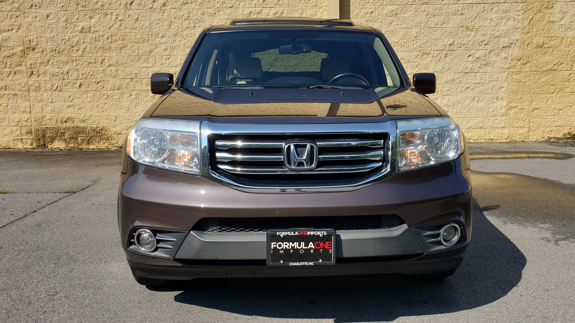 Used 2014 Honda PILOT EX-L / SUNROOF / HTD STS / DUAL-ZONE CLIMATE / REARVIEW for sale Sold at Formula Imports in Charlotte NC 28227 17