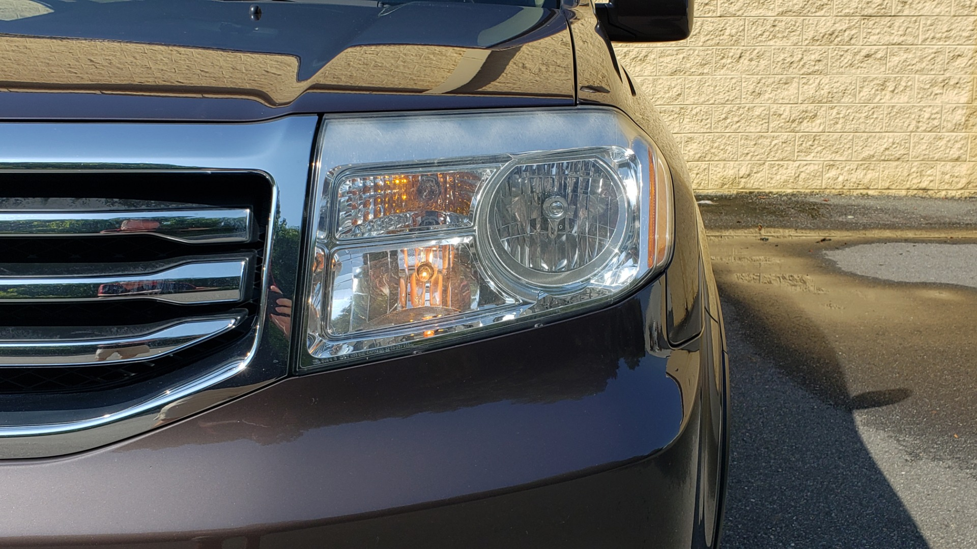 Used 2014 Honda PILOT EX-L / SUNROOF / HTD STS / DUAL-ZONE CLIMATE / REARVIEW for sale $16,995 at Formula Imports in Charlotte NC 28227 19