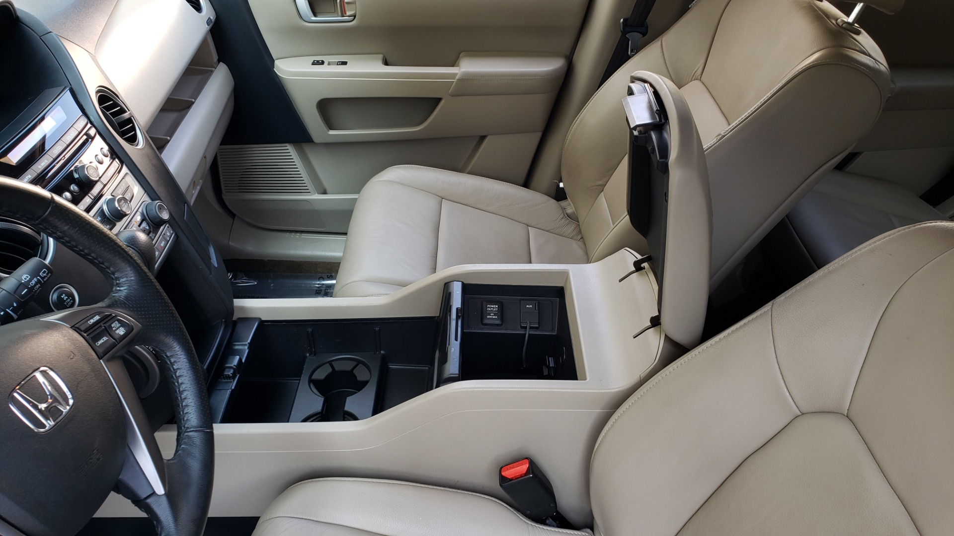 Used 2014 Honda PILOT EX-L / SUNROOF / HTD STS / DUAL-ZONE CLIMATE / REARVIEW for sale $16,995 at Formula Imports in Charlotte NC 28227 54