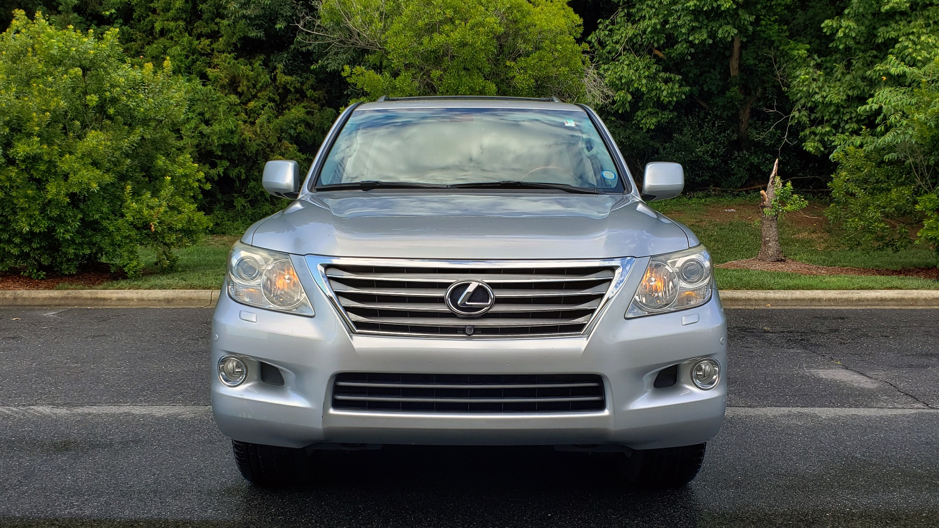 Used 2008 Lexus LX 570 4WD NAV / TECHNOLOGY PKG / 3-ROW / SUNROOF / REARVIEW for sale Sold at Formula Imports in Charlotte NC 28227 24