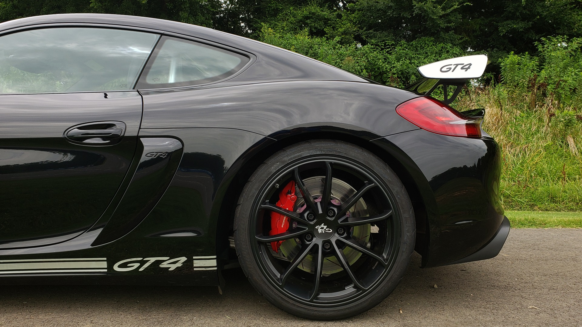Used 2016 Porsche Cayman GT4 for sale $83,500 at Formula Imports in Charlotte NC 28227 16