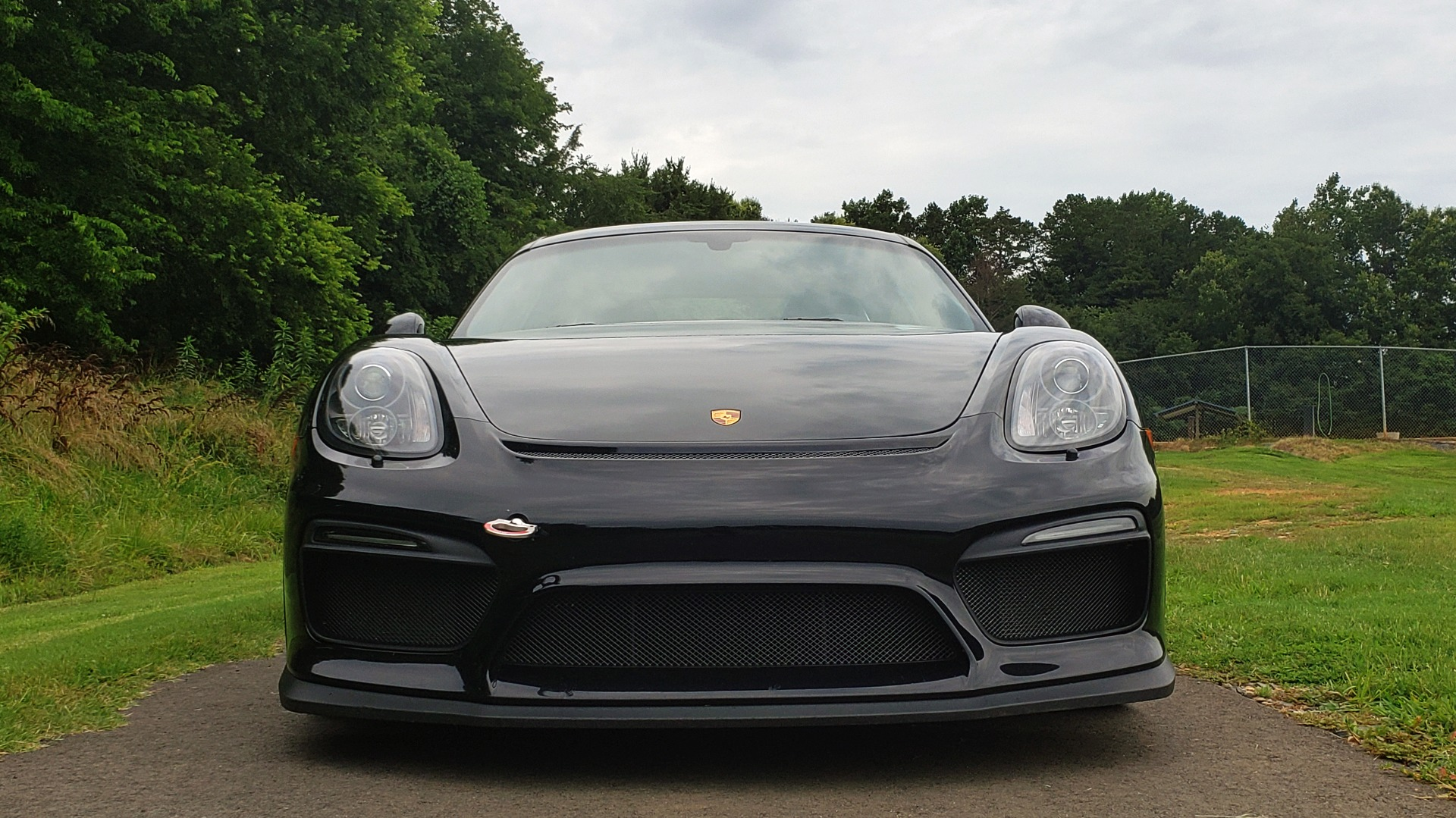 Used 2016 Porsche CAYMAN GT4 / NAV / 6-SPD MANUAL / DUAL-ZONE A/C / SPORT EXHAUST for sale Sold at Formula Imports in Charlotte NC 28227 19