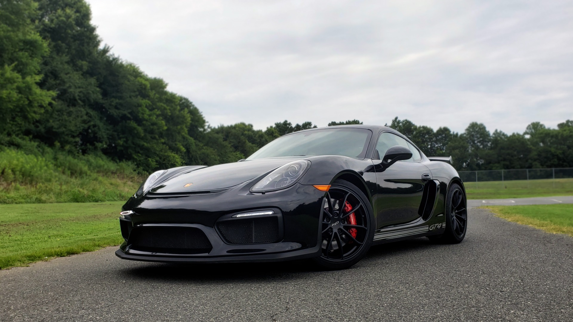 Used 2016 Porsche Cayman GT4 for sale $83,500 at Formula Imports in Charlotte NC 28227 2