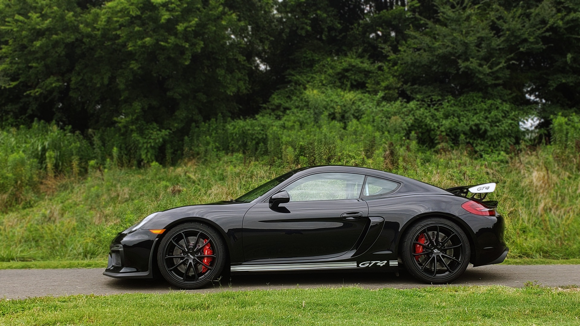 Used 2016 Porsche Cayman GT4 for sale $83,500 at Formula Imports in Charlotte NC 28227 5