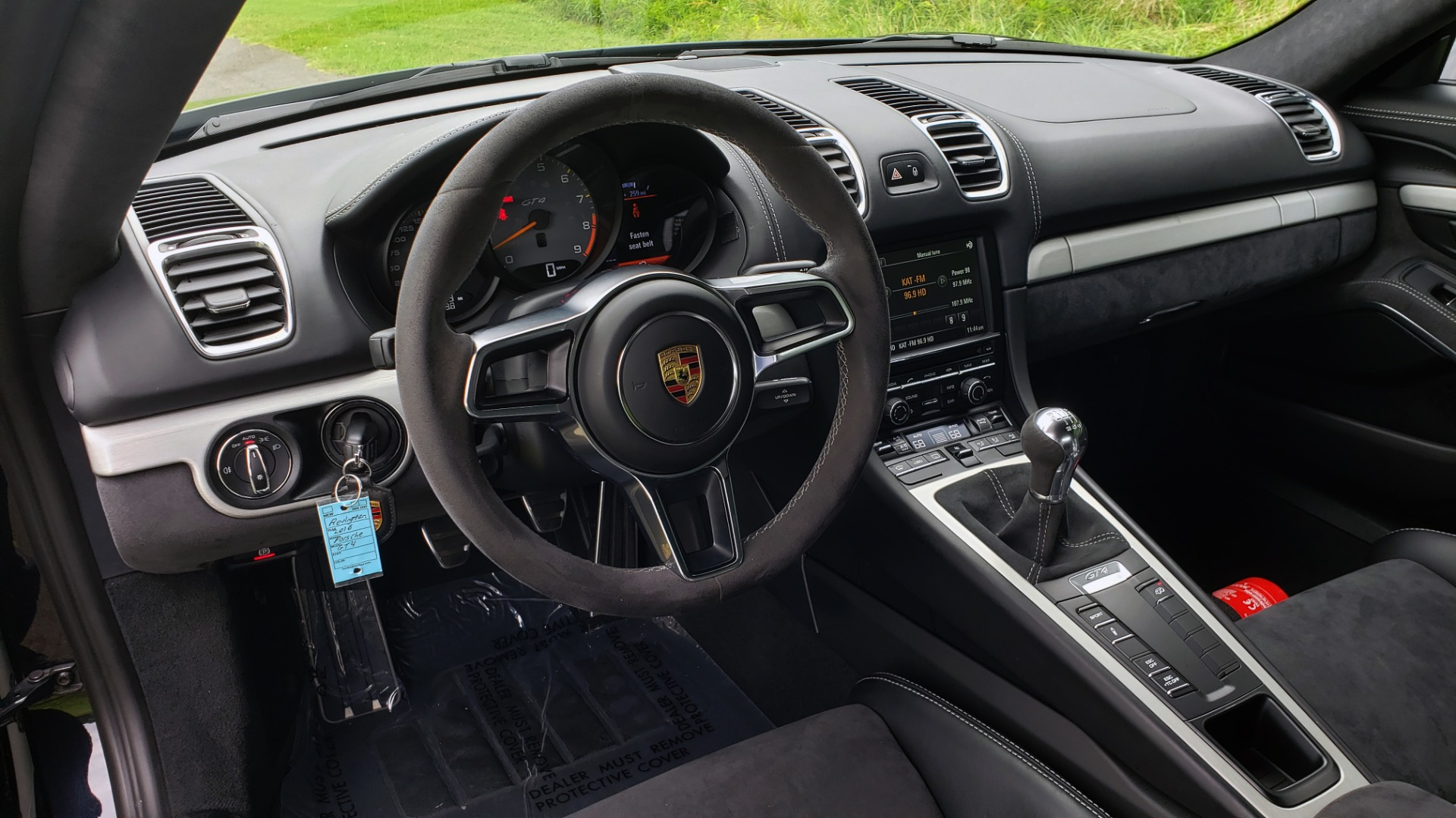 Used 2016 Porsche Cayman GT4 for sale $83,500 at Formula Imports in Charlotte NC 28227 51