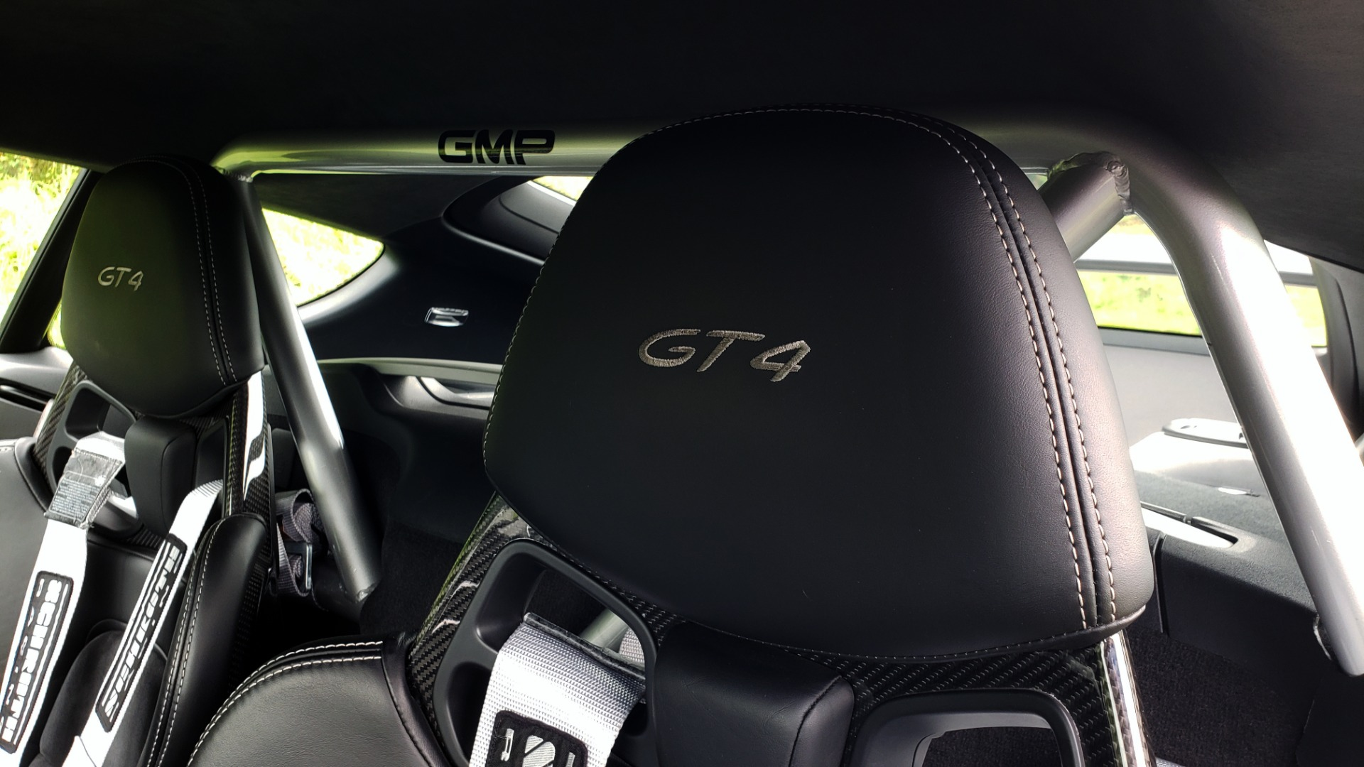 Used 2016 Porsche Cayman GT4 for sale $83,500 at Formula Imports in Charlotte NC 28227 54