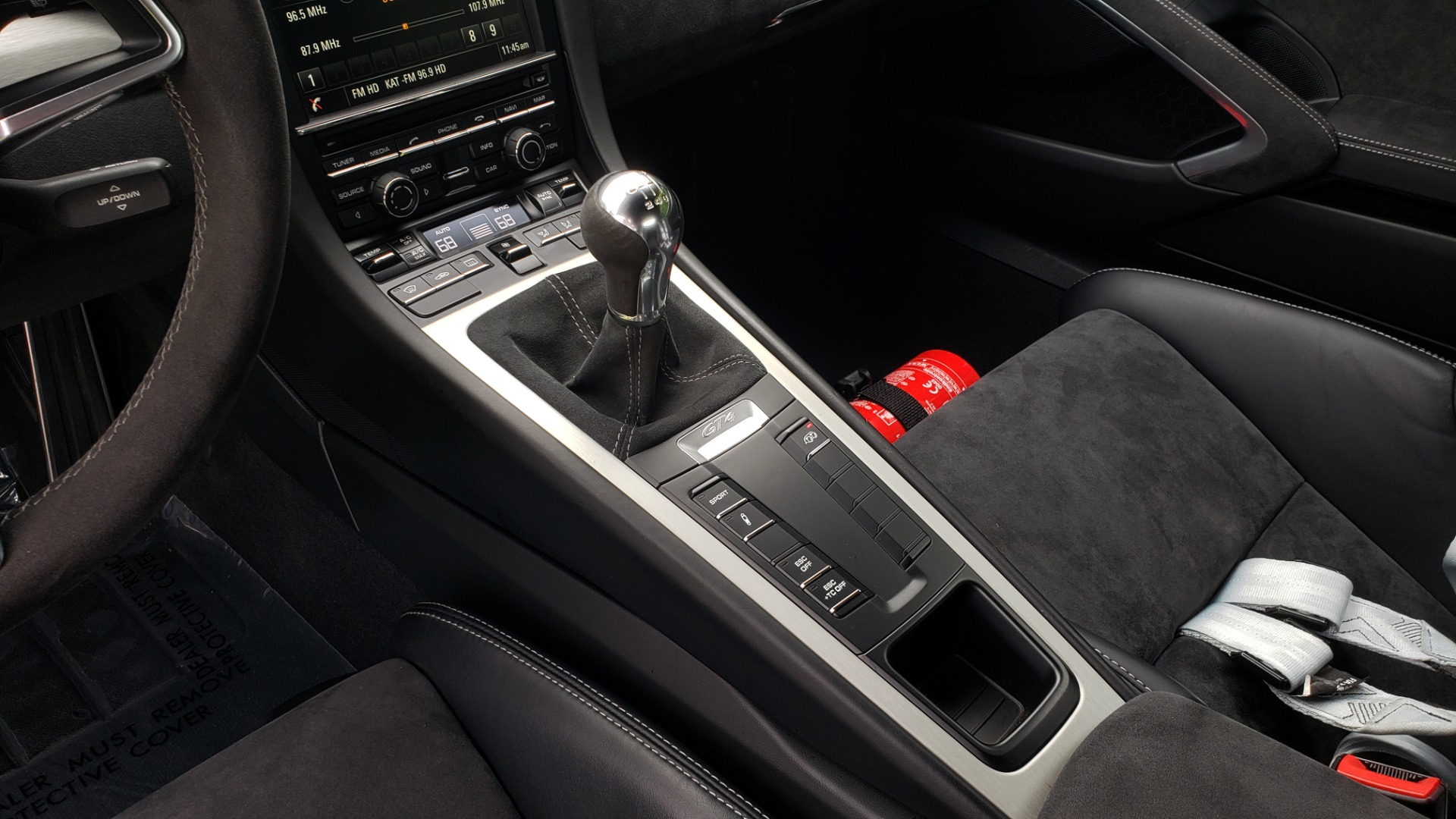 Used 2016 Porsche Cayman GT4 for sale $83,500 at Formula Imports in Charlotte NC 28227 55