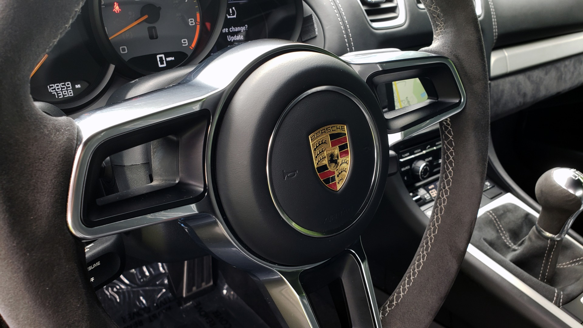 Used 2016 Porsche Cayman GT4 for sale $83,500 at Formula Imports in Charlotte NC 28227 67
