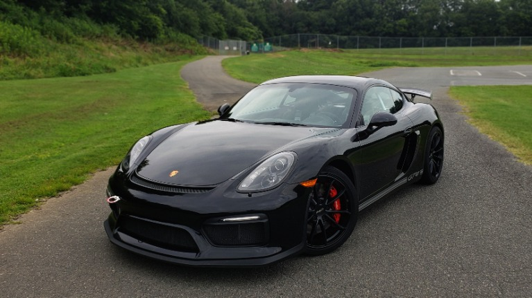 Used 2016 Porsche CAYMAN GT4 / NAV / 6-SPD MAN / AUTO CLIMATE / FIRE EXTINGUISHER for sale $87,995 at Formula Imports in Charlotte NC