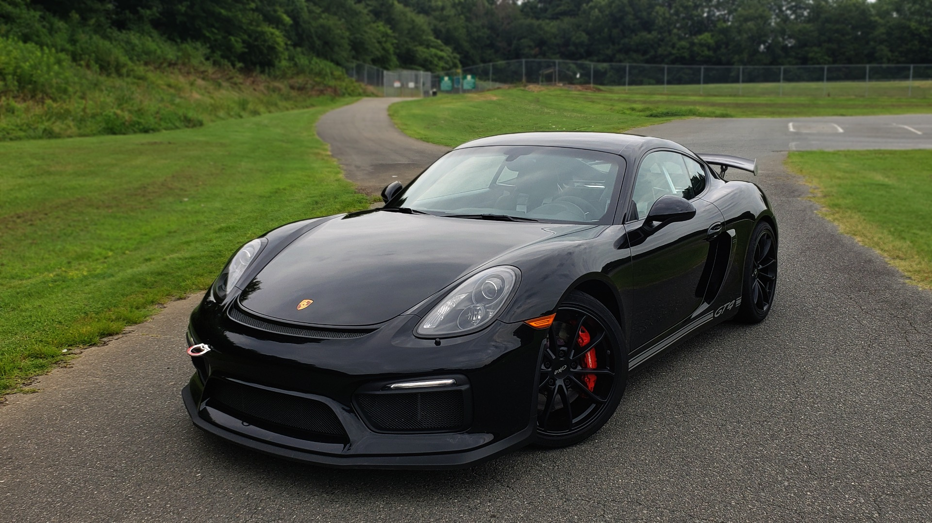 Used 2016 Porsche Cayman GT4 for sale $83,500 at Formula Imports in Charlotte NC 28227 1