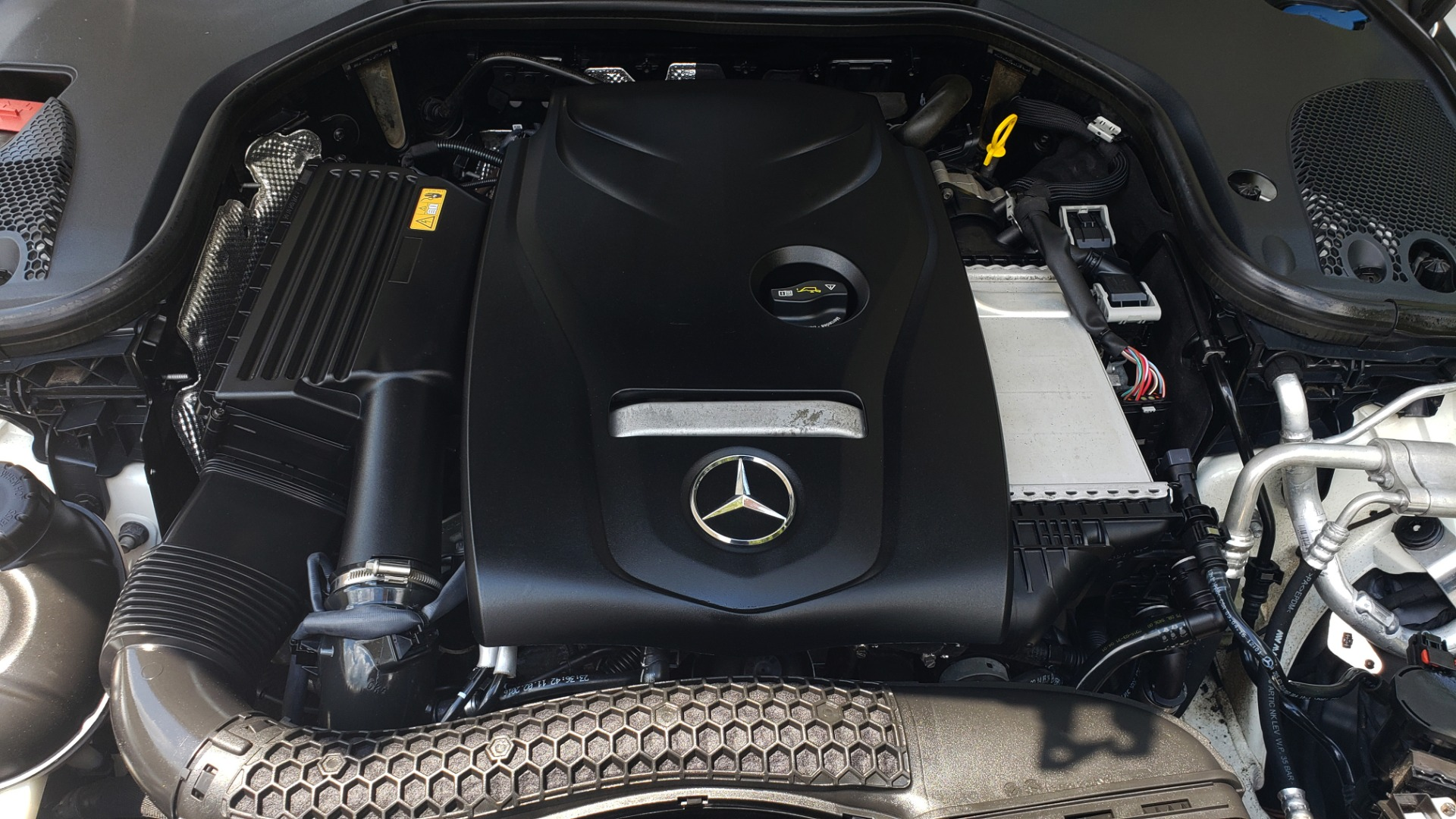 Used 2017 Mercedes-Benz E-Class E 300 Luxury for sale Sold at Formula Imports in Charlotte NC 28227 12