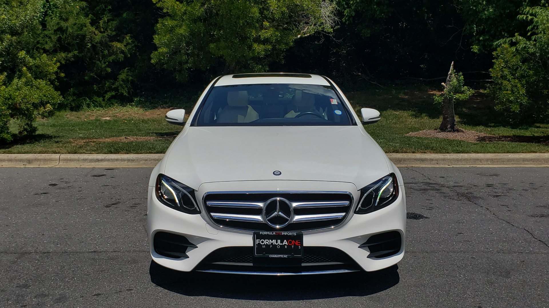 Used 2017 Mercedes-Benz E-CLASS E 300 PREMIUM / SPORT / NAV / SUNROOF / HTD STS / BSM / REARVIEW for sale $27,995 at Formula Imports in Charlotte NC 28227 18