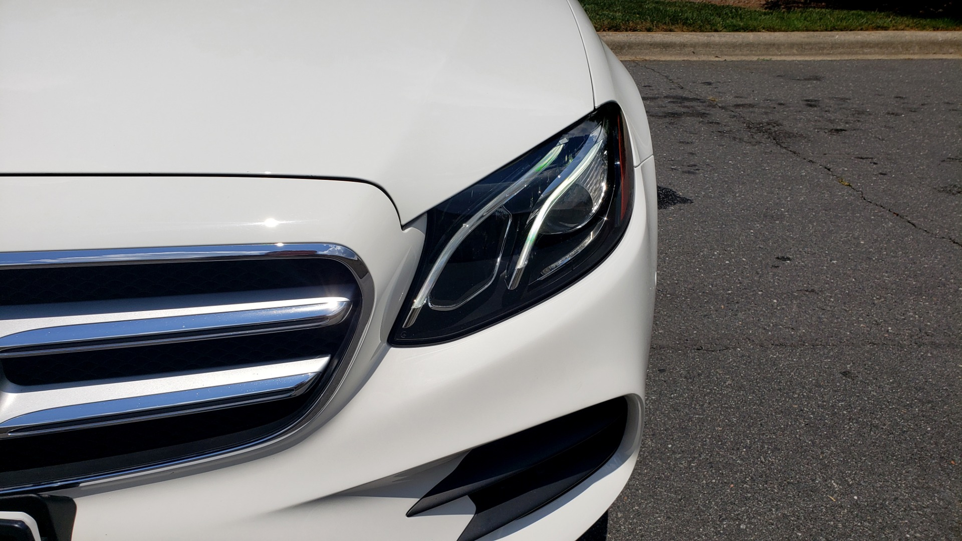 Used 2017 Mercedes-Benz E-Class E 300 Luxury for sale Sold at Formula Imports in Charlotte NC 28227 20