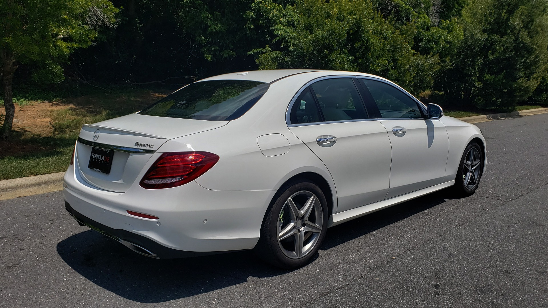 Used 2017 Mercedes-Benz E-Class E 300 Luxury for sale Sold at Formula Imports in Charlotte NC 28227 6