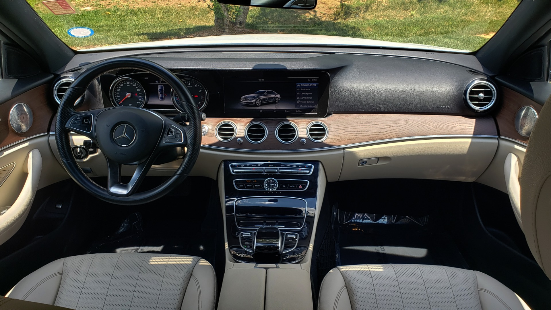 Used 2017 Mercedes-Benz E-CLASS E 300 PREMIUM / SPORT / NAV / SUNROOF / HTD STS / BSM / REARVIEW for sale $27,995 at Formula Imports in Charlotte NC 28227 74