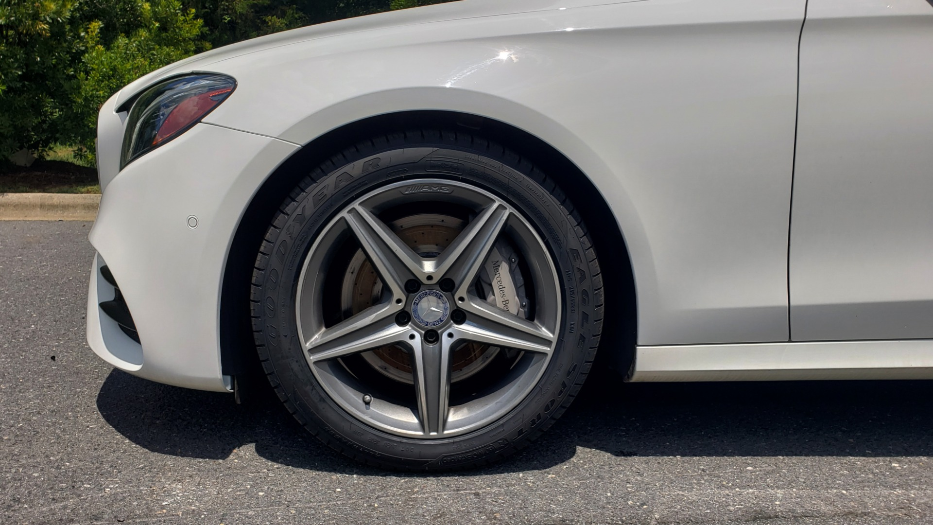 Used 2017 Mercedes-Benz E-CLASS E 300 PREMIUM / SPORT / NAV / SUNROOF / HTD STS / BSM / REARVIEW for sale $27,995 at Formula Imports in Charlotte NC 28227 76