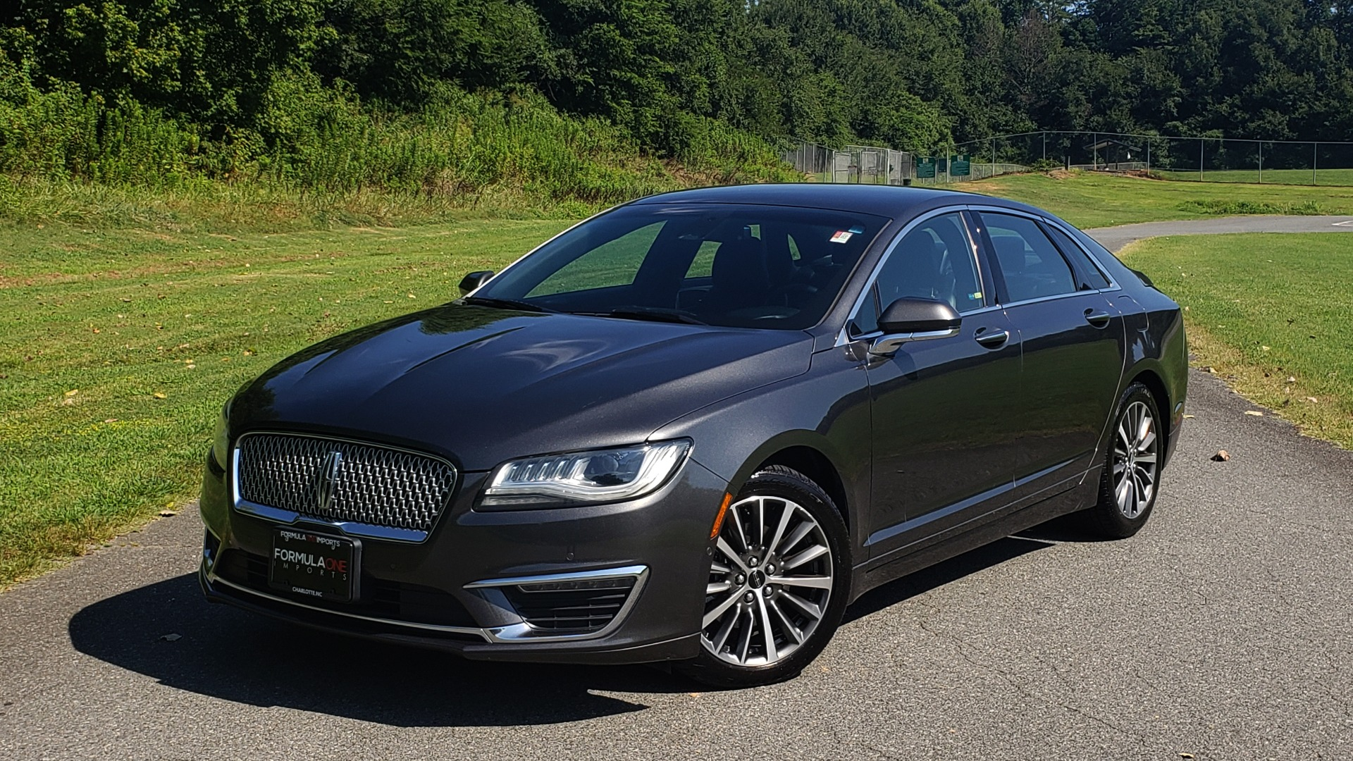 Used 2017 Lincoln MKZ SELECT PLUS / FWD / 2.0L 4-CYL / TECH / NAV / SNRF / REARVIEW for sale Sold at Formula Imports in Charlotte NC 28227 26