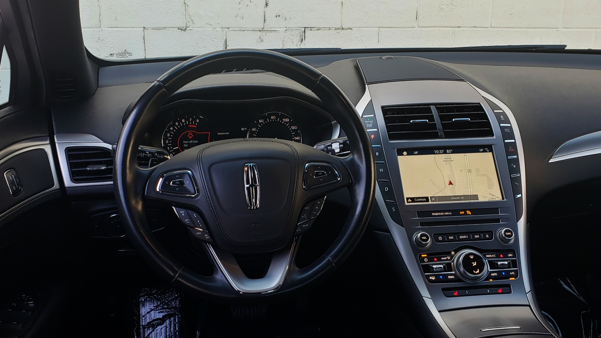 Used 2017 Lincoln MKZ SELECT PLUS / FWD / 2.0L 4-CYL / TECH / NAV / SNRF / REARVIEW for sale Sold at Formula Imports in Charlotte NC 28227 39