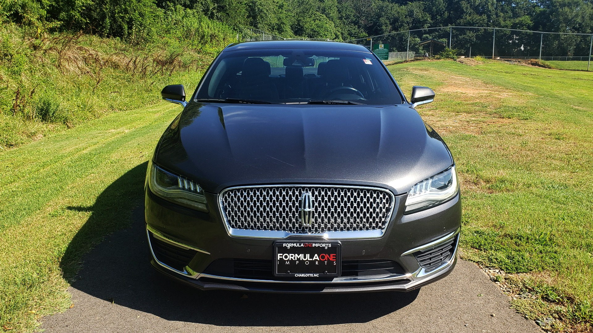 Used 2017 Lincoln MKZ SELECT PLUS / FWD / 2.0L 4-CYL / TECH / NAV / SNRF / REARVIEW for sale Sold at Formula Imports in Charlotte NC 28227 9