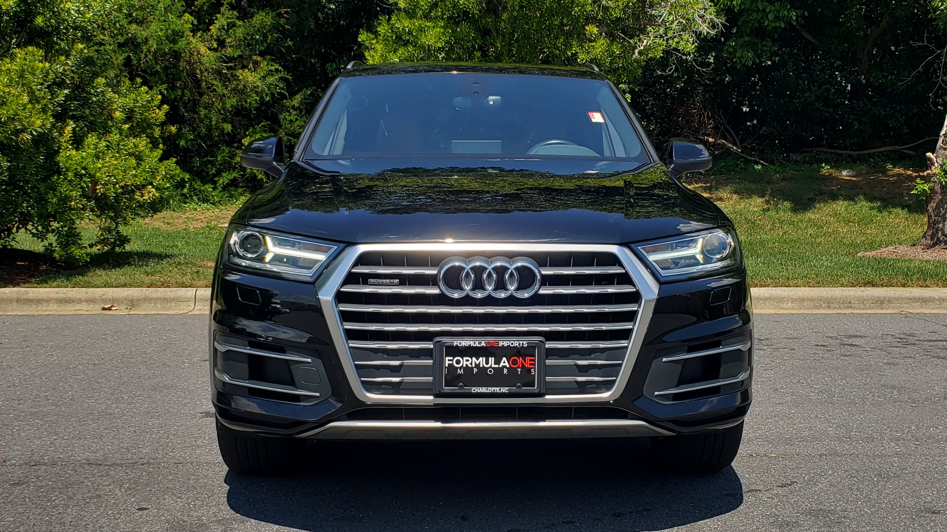 Used 2017 Audi Q7 PREMIUM PLUS / NAV / CLD WTHR / 3-ROW / REARVIEW for sale $35,399 at Formula Imports in Charlotte NC 28227 24